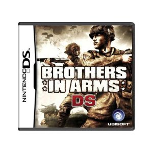 Jogo Brothers in Arms DS - DS