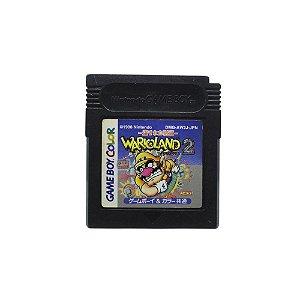 Jogo Wario Land 2 - GBC (Japonês)