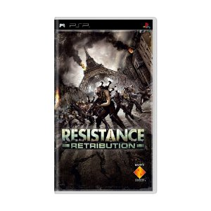 Jogo Resistance: Retribution - PSP