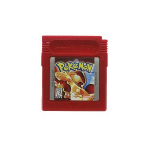 Jogo Pokémon Red - GBC
