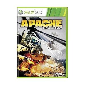 Jogo Apache: Air Assault - Xbox 360