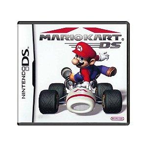 Jogo Mario Kart DS - DS