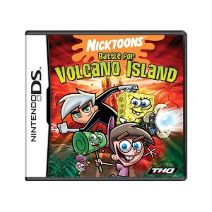 Jogo Nicktoons: Battle for Volcano Island - DS
