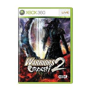 Jogo Warriors Orochi 2 - Xbox 360