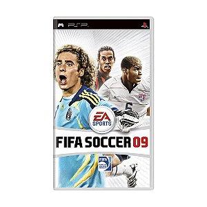 Jogo FIFA Soccer 09 - PSP