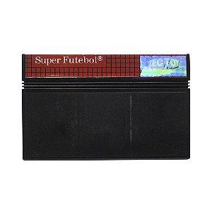 Jogo Super Futebol - Master System
