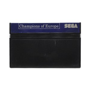 Jogo Champions of Europe - Master System
