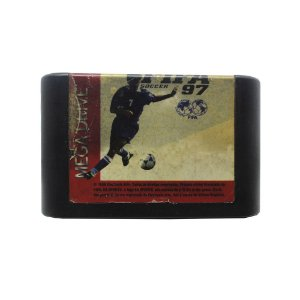 Jogo FIFA Soccer 97 - Mega Drive
