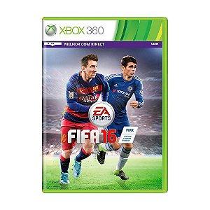 Jogo FIFA 16 - Xbox 360