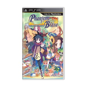 Jogo Phantom Brave: The Hermuda Triangle - PSP (Lacrado)