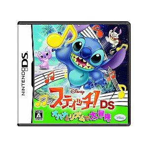 Jogo Disney Stitch Jam - DS (Japonês)