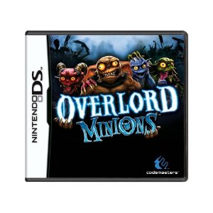 Jogo Overlord Minions - DS