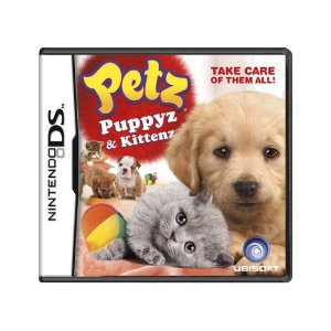 Jogo Petz: Puppyz and Kittenz - DS