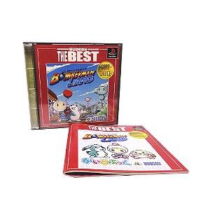 Jogo Bomberman Land - PS1 (Japonês)