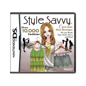 Jogo Style Savvy - DS
