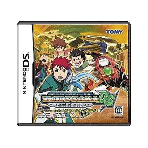 Jogo Zoids Saga DS: Legend of Arcadia - DS (Japonês)