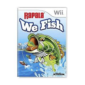 Jogo Rapala: We Fish - Wii