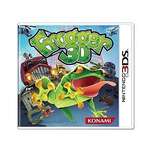 Jogo Frogger 3D - 3DS