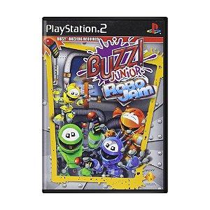 Jogo Buzz! Junior: Robo Jam - PS2