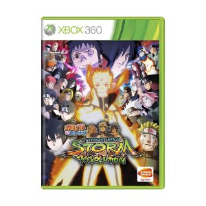 Jogo Naruto Shippuden: Ultimate Ninja Storm Revolution - Xbox 360