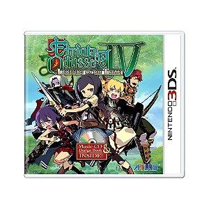 Jogo Etrian Odyssey IV: Legends of the Titan - 3DS