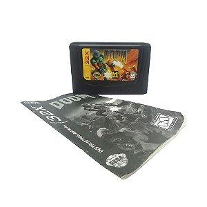 Jogo DOOM - Mega Drive