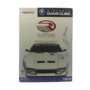 Jogo R: Racing Evolution - GameCube (Japonês)