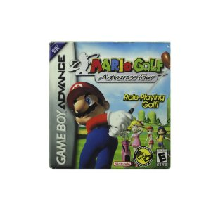 Jogo Mario Golf: Advance Tour - GBA
