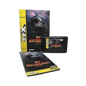 Jogo Mortal Kombat II - Mega Drive