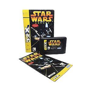 Jogo Star Wars Arcade - Mega Drive