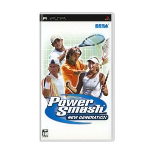 Jogo Power Smash: New Generation - PSP