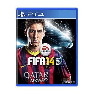 Jogo FIFA 14 - PS4