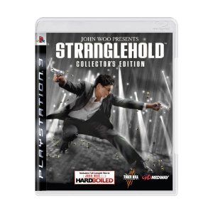 Jogo Stranglehold (Collector's Edition) - PS3