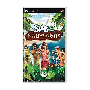 Jogo Los Sims 2: Náufragos - PSP