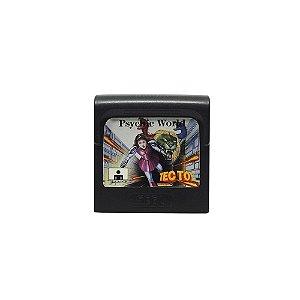 Jogo Psychic World - Game Gear
