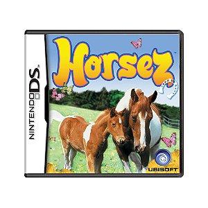 Jogo Horsez - DS