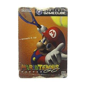 Jogo Mario Tennis GC - GameCube (Japonês)