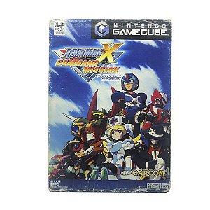 Jogo RockMan X Command Mission - GameCube (Japonês)