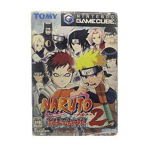 Jogo Naruto: Gekitou Ninja Taisen! 2 - GameCube (Japonês)