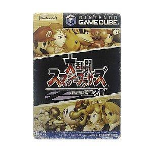 Jogo Super Smash Brothers DX - GameCube (Japonês)