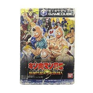 Jogo Kinnikuman Nisei: Shinsedai Choujin vs Densetsu Choujin - GameCube (Japonês)