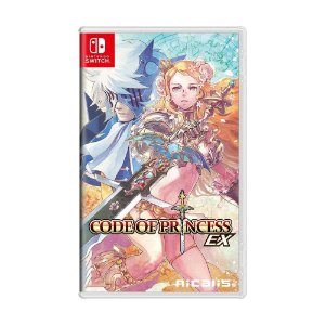 Jogo Code of Princess EX - Switch