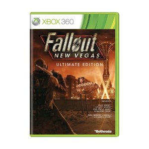 Jogo Fallout: New Vegas (Ultimate Edition) - Xbox 360
