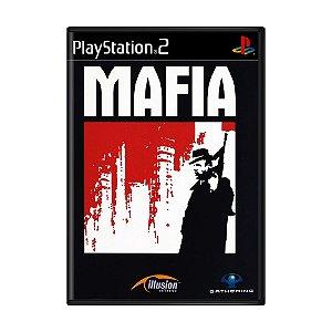 Jogo Mafia - PS2