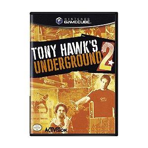 Jogo Tony Hawk's Underground 2 - GameCube