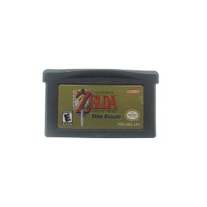 Jogo The Legend of Zelda: A Link to the Past - Four Swords - GBA