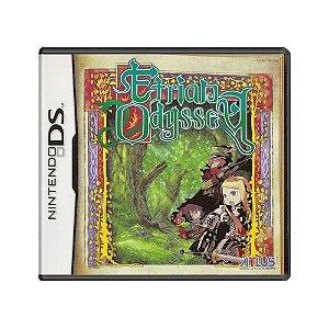 Jogo Etrian Odyssey - DS