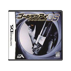 Jogo GoldenEye: Dark Agent DS - DS (Japonês)