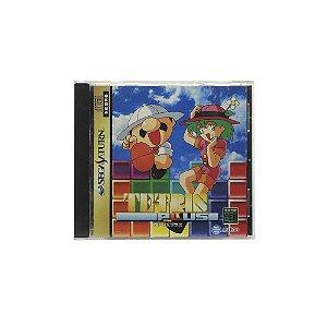Jogo Tetris Plus - Sega Saturn (Japonês)