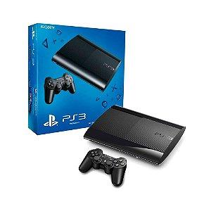 Console PlayStation 3 Super Slim 12GB - Sony